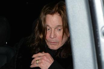 Ozzy Osbourne ricoverato