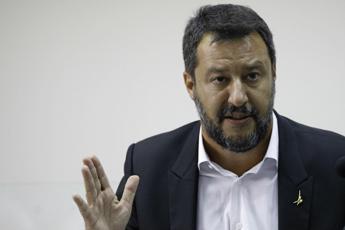 Salvini: Hanno provato a cancellarci, non ci riusciranno mai