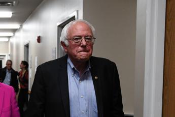 Sanders: Elezioni più importanti della storia moderna