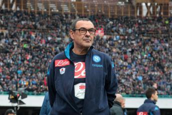 Sarri: La Juve è più forte e la pressione è tutta su di loro