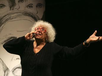 'Così impari' , Grazia Scuccimarra al Teatro degli Audaci