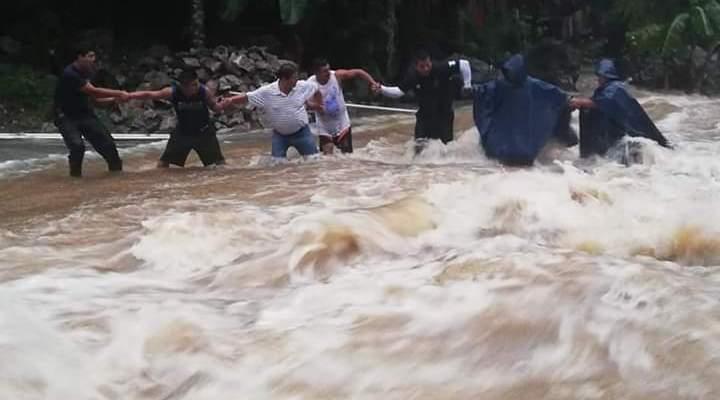 Se activarán consejos municipales por lluvias en Oaxaca: CEPCO (16:30 h)