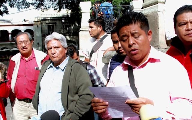Organizaciones exigen intervención de la federación para investigar represión del gobierno estatal (12:10 h