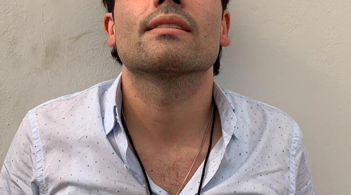 """Ovidio Guzmán, hijo de """"El Chapo"""", fue localizado gracias a su novia (14:00 h)"""
