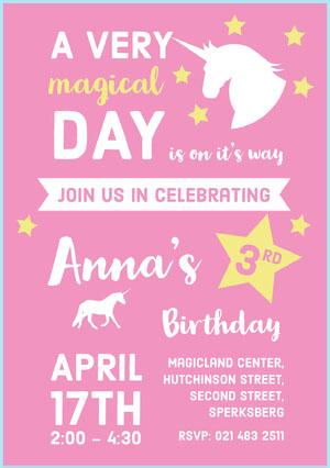 https www adobe com express create card birthday unicorn