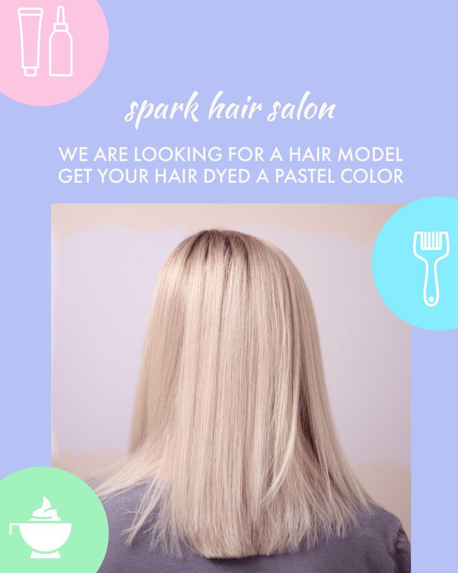 free salon flyer templates adobe spark