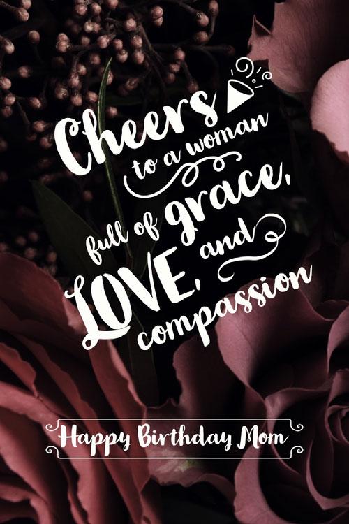 Happy Birthday Wishes For Mom Adobe Spark