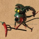 New Mexico Chile Demon Sculpture J.Kirby