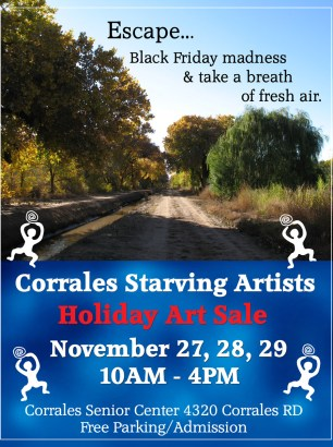 Corrales Holiday Art Show 2015