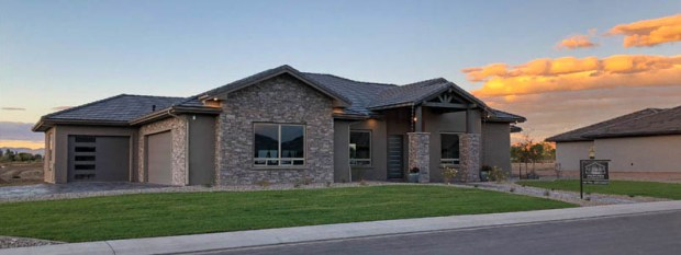 Stop one in 2018 Parade of Homes