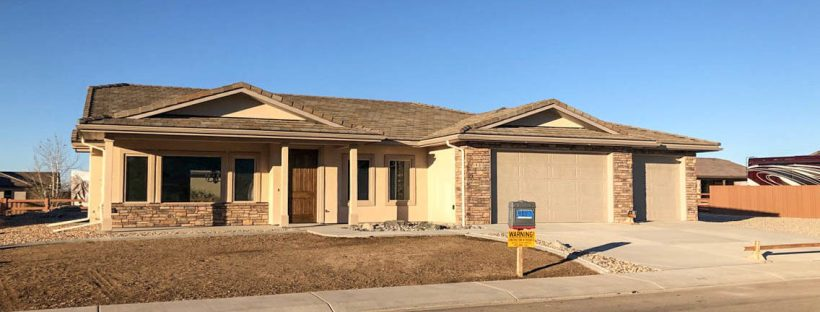 1401 Niblick Way - New Construction in Fruita
