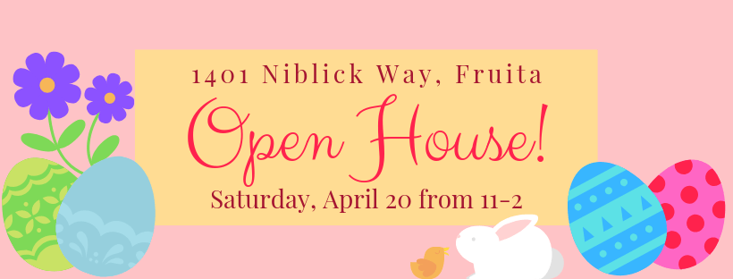 open house 1401 niblick way
