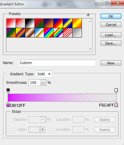 Create bright abstract diagonal lines background in Photoshop CS5