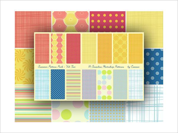 Summer Patterns Pack Vol. 2