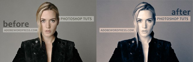 Photoshop ile Split Toning