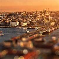 Photoshop ile Bölgesel Blur ~ Odaklanma