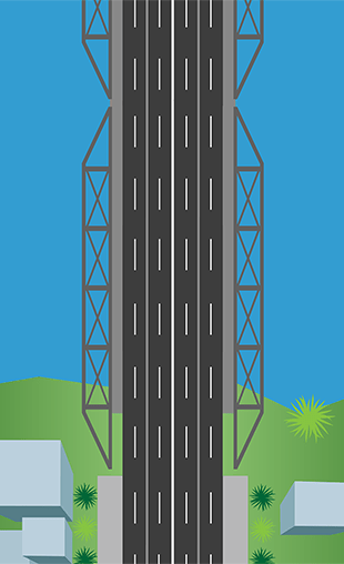 css-background-road