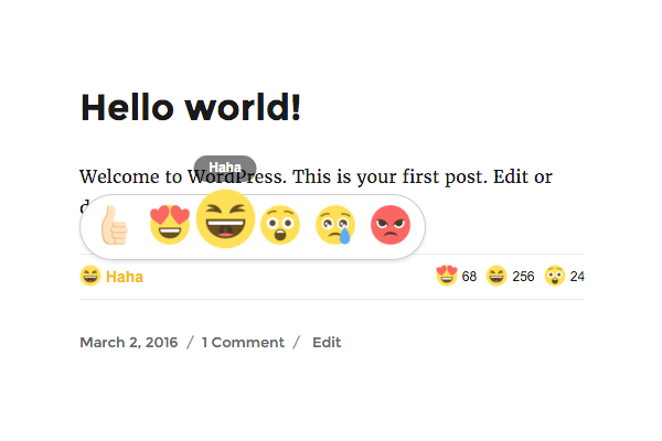 facebook-reactions-wordpress-screenshot-1