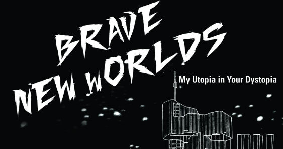 Utopia and Dystopia come together in 'Brave New Worlds' at the MET