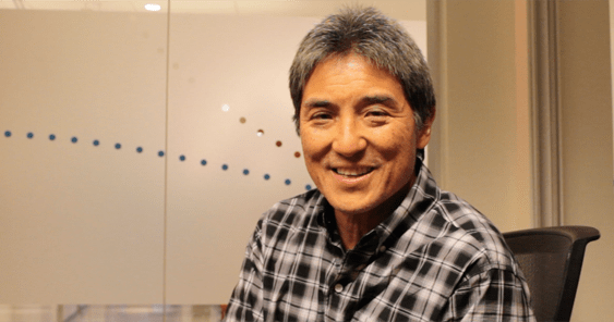 Guy Kawasaki gives advice to startups