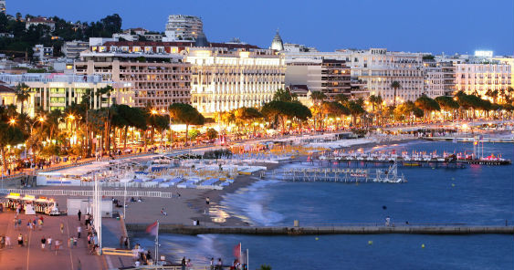 Cannes Lions 2015: Events on the beach