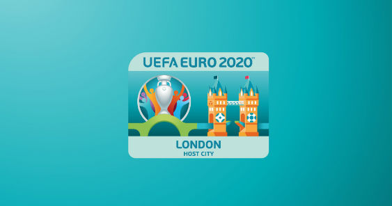 The UEFA EURO 2020 brand: Bridges bring host cities together