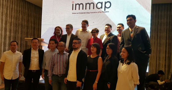 IMMAP swears in new officers, looks forward to bigger things in 2017