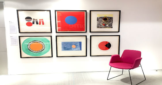 British Council Philippines features Terry Frost artworks at new BGC premises