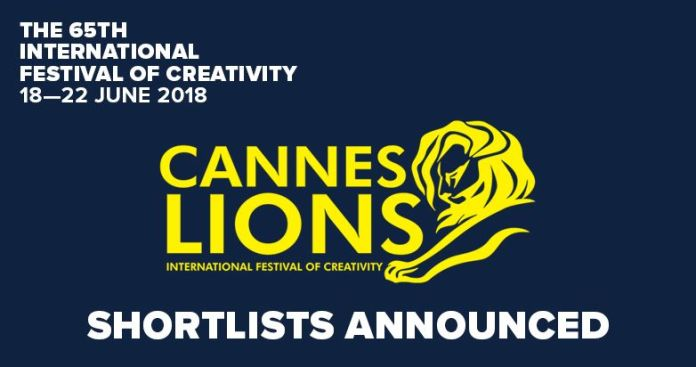 BREAKING NEWS: India has 4 shortlists in Brand Experience & Activation Lions; 2 each from Thailand, Singapore, and China