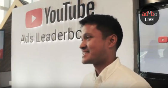 adoboLIVE! Cholo Perreras, Marketing Manager at McDonald's Philippines, on topping the YouTube Ads Leaderboard for the first half of 2018