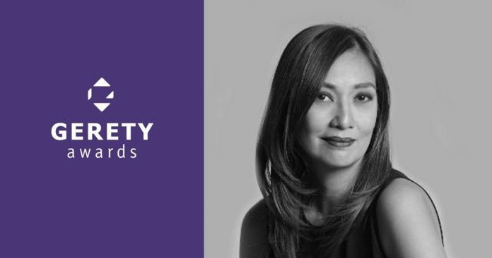 PEOPLE: DENTSU's Chairmom/CCO Merlee Jayme Joins the World's First All-Female Jury: The Gerety Awards