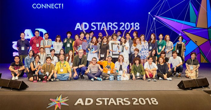 ADSTARS2019: Upcoming New Stars and Young Stars Ad Competition Encourages Young Creatives' Innovative Solutions to Take Center Stage this August
