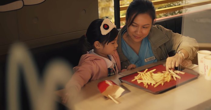 Campaign Spotlight: McDonald's New Campaign for Mother's Day Celebrates Families with Single Moms and Redefines What Makes a Family Complete