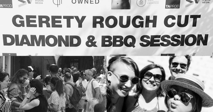 """Gerety 2019: Celebrating the First Set of """"Rough Cut Diamonds"""" for the Gerety Awards with a BBQ Session Hosted by Tantorfilms and Owned"""