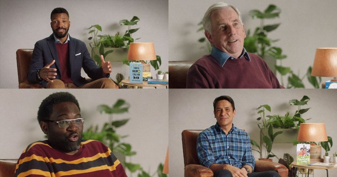 Campaign Spotlight: Dads Lift The Lid On Joys And Terrors Of Parenting In Moonpig Father's Day Campaign By Quiet Storm