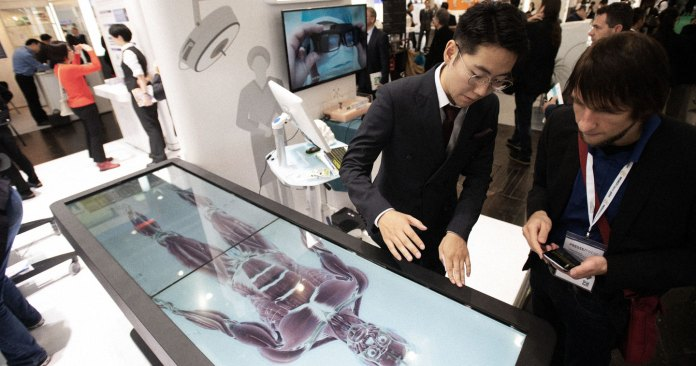 "Technology: Taiwan Excellence Ushers in the Future of ""Smart Healthcare"" with Virtual Dissection Tables, Wearable Hand Exoskeleton and More"