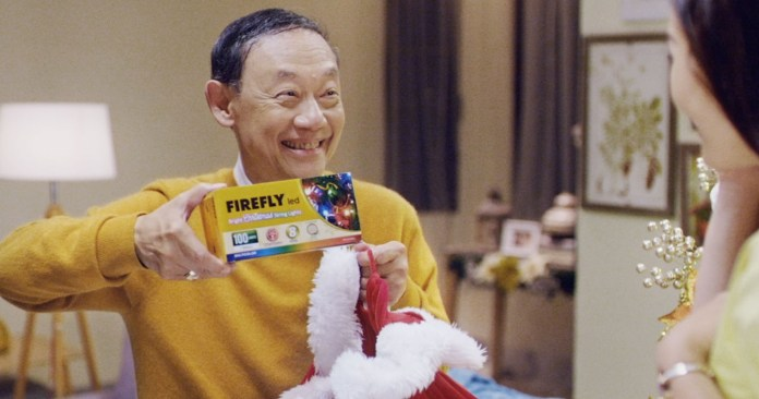 Campaign Spotlight: Jose Mari Chan Joins Firefly LED in Making Christmas Even Brighter in GIGIL's Campaign