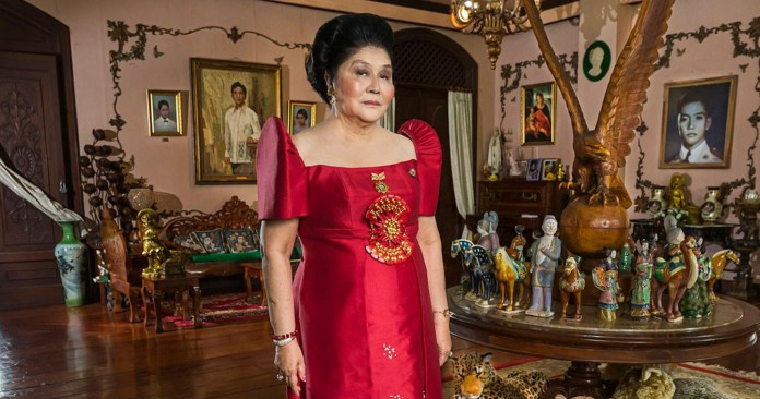 """Film: Exploring the Disturbing Legacy of the Marcos Regime in Lauren Greenfield's """"The Kingmaker"""", Set to Premiere at the CCP"""