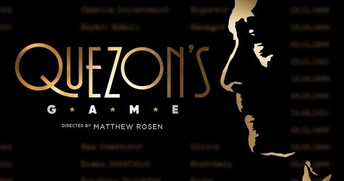 "Film: Critically Acclaimed Filipino Film ""Quezon's Game"" Screening in EU, To Premiere Via ""Film in Concert"" Event"