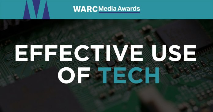 WARC Media Awards 2019: Mindshare Sydney Brings Home Grand Prix in WARC's Effective Use of Tech Category