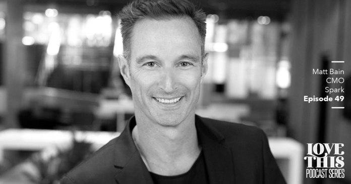 People: One of NZ's most prolific marketing leaders, Matt Bain, talks Bio-Hacking and the Era of Experience