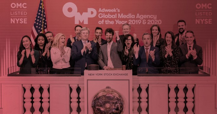 Brand & Business: OMD Wins Second Consecutive Global Agency of the Year Title as it Tops the New Business Rankings