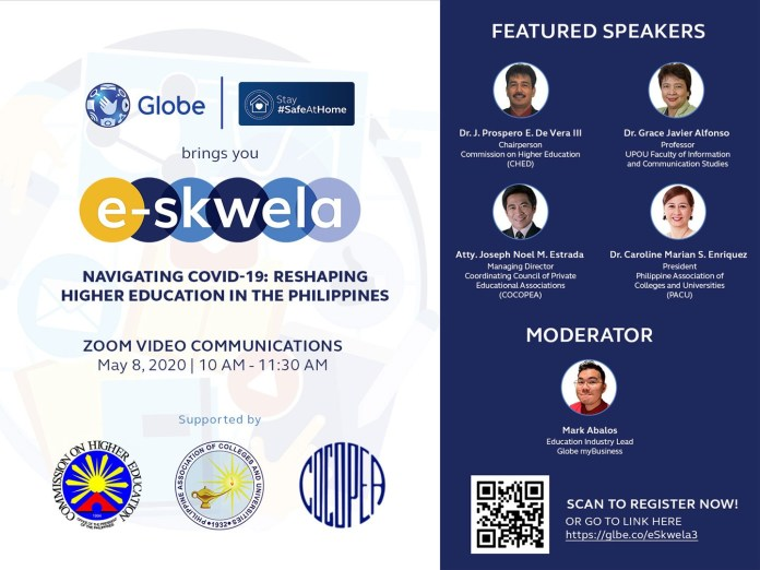 Events Globe And Deped To Tackle New Normal In High Education