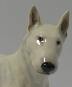 Rare Royal Doulton Bull Terrier Dog H Frnt 85- Dog's Tale Collectibles