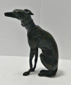 bronze greyhound