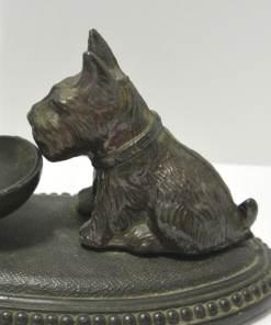 Scottish Terrier Pipe Rest