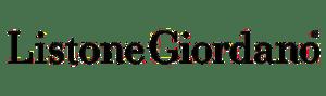 Listone Giordano parquet logo - restyling - architetto ferrara