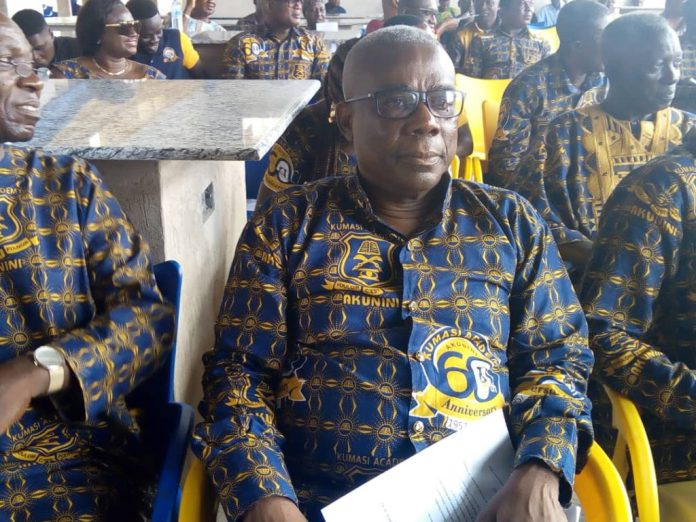 Photos: Kumasi Academy holds memorial service for departed students 4