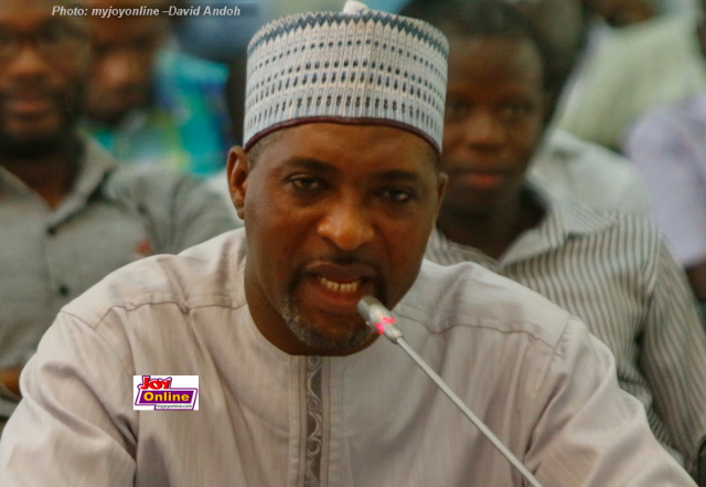 Parliament losing its integrity as absent MPs are signed for by colleagues –Muntaka