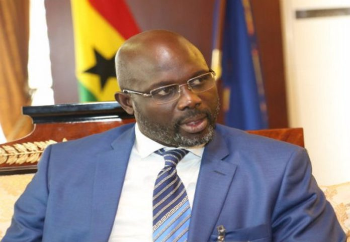 Liberian President, George Weah, has listed his favourite Ghanaian artistes which did not include some top musicians and made mention of Shatta wale as one of his favourites.